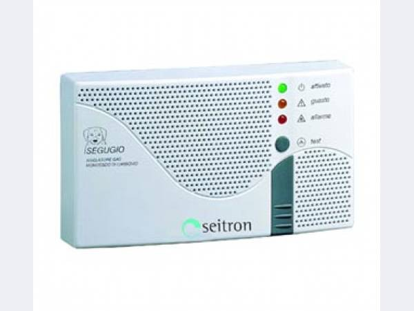 Сигнализатор загазованности SEITRON RGDMETMP1